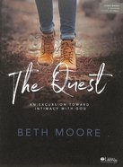 The Quest: An Excursion Toward Intimacy With God (Study Journal)