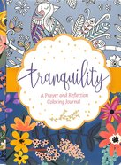 Tranquility (Adult Coloring Books Series) Hardback