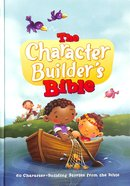 The Character Builder's Bible Hardback