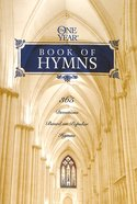 The One Year Book of Hymns Paperback