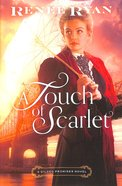 A Touch of Scarlet (#02 in Gilded Promises Novel Series) Paperback