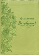 Devotional Collection Green (Women's 2018 Edition) (Our Daily Bread Series) Imitation Leather