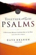Together With God: Psalms Paperback