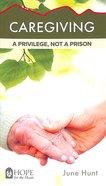 Caregiving, eBook