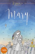 Mary (Drawn In Bible Study Series) Paperback