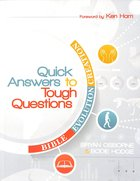 Quick Answers to Tough Quesitons Paperback