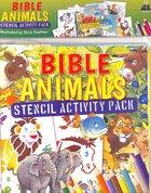 Bible Animals (Stencil Activity Pack)