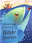 Illustrated Treasury of Bible Stories Hardback