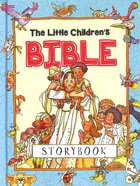 The Little Children's Bible Storybook (Abridged) Hardback
