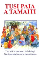 Samoan Childrens Bible Hardback