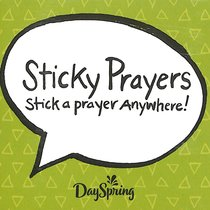 Sticky Prayers: Stick a Prayer Anywhere! (Mixed Scripture)
