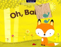 Gift Bag Large: Oh, Baby! (Incl Tissue Paper & Gift Tag)