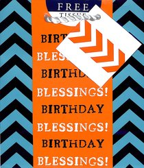 Gift Bag Small: Birthday Blessings (Incl Tissue Paper & Gift Tag)