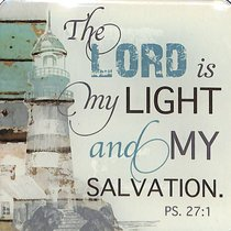 Meaningful Magnet: The Lord is My Light of My Salvation