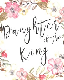 Poster Small: Daughter of the King