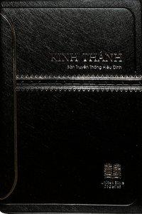 Kinh Thanh Translation Black (Vietnamese Bible)