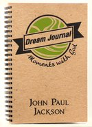 Moments With God Dream Journal Spiral