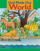 God Made Our World (Bible Big Book Series) Paperback