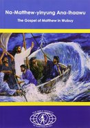 Wubuy Gospel of Matthew Paperback