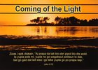 Coming of the Light (Yumplatok) Booklet