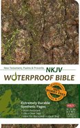 NKJV Waterproof New Testament Psalms and Proverbs Camo (Black Letter Edition) Waterproof