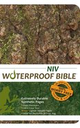 NIV Waterproof Bible Camouflage (Black Letter Edition)
