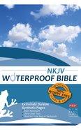 NKJV Waterproof Bible Blue Wave (Black Letter Edition) Waterproof