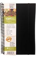Tuffnotes Waterproof Notebook, Black, Dot Grid Spiral