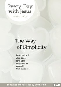 Std 2017 #05: Sep-Oct (Every Day With Jesus Series)