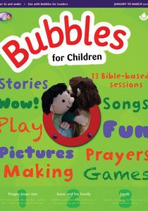 Light: Bubbles 2018 #01: Jan-Mar Students Guide (5 And Under)