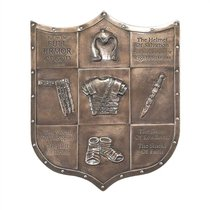 Wall Plaque: Full Armor of God