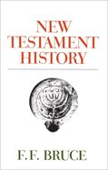 New Testament History Paperback