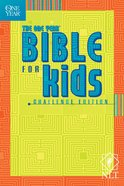 One Year Bible NLT For Kids Challenge Edition Paperback