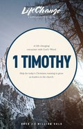 1 Timothy (Lifechange Study Series) Paperback