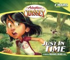 Just in Time (#09 in Adventures In Odyssey Gold Audio Series) CD