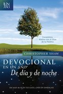 Devocional En Un Ano--De Dia Y De Noche: Encuentros Diarios Con El Dios De La Palabra (One Year Devotional- Day And Night: Daily Encounters With The G Paperback