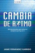 Cambia De Ritmo, Septima Edicin Paperback