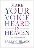Make Your Voice Heard in Heaven eBook