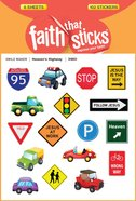 Heaven's Highway (6 Sheets, 102 Stickers) (Stickers Faith That Sticks Series) Stickers