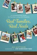 Real Families, Real Needs Paperback