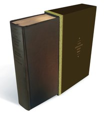 NLT Life Application Study Bible Deluxe (Red Letter Edition)
