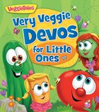 Very Veggie Devos For Little Ones (Veggie Tales (Veggietales) Series) Board Book