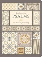 The KJV Book of Psalms For Creative Journaling Imitation Leather