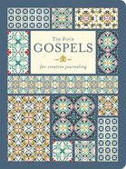 The KJV Four Gospels For Creative Journaling Imitation Leather