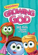 Growing With God: 365 Daily Devos For Girls Paperback