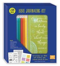 Bible Journaling Kit: Personalise Your Bible
