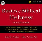 Basics of Biblical Hebrew Vocabulary Audio CD CD