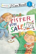 Sister For Sale (I Can Read!1 Series) Paperback
