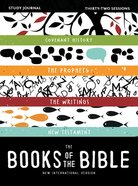 The Books of the Bible (Study Journal) Hardback