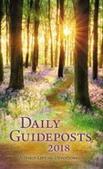 Daily Guideposts 2018: A Spirit-Lifting Devotional Hardback